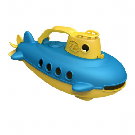 My First Green Toys Submarine